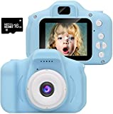 Best Digital Cameras For Children - Kids Digital Video Camera for Boys Age 3-8 Review