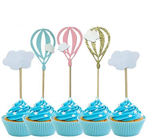 hot air balloon birthday - 7