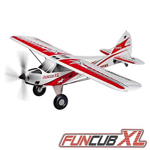 Multiplex FunCub XL RC Motorflugmodell Bausatz 1700 mm