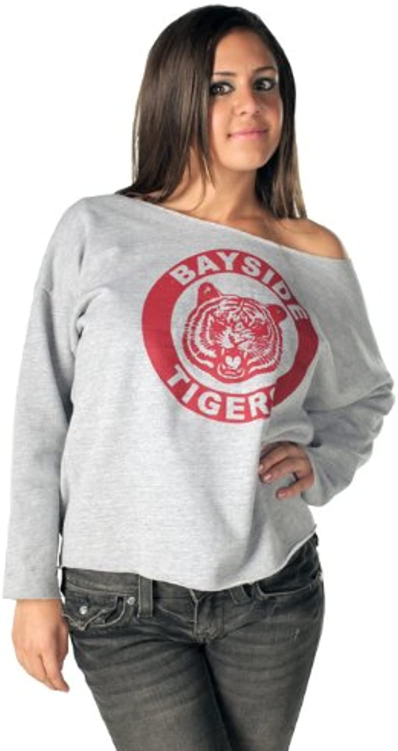 mejor moda Saved by The The The Bell Kelly Bayside Tigers Costume Sweatshirt Adult Large  venta de ofertas