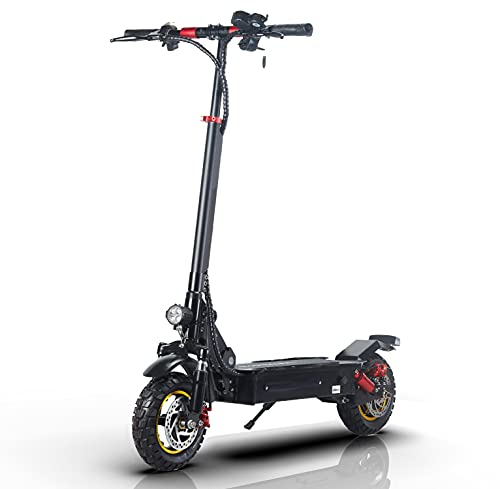 LuvTour Patinete Electrico Adulto Scooter Eléctrico 1000W/21Ah/48V Acelera hasta 45Km/h y Alcance...
