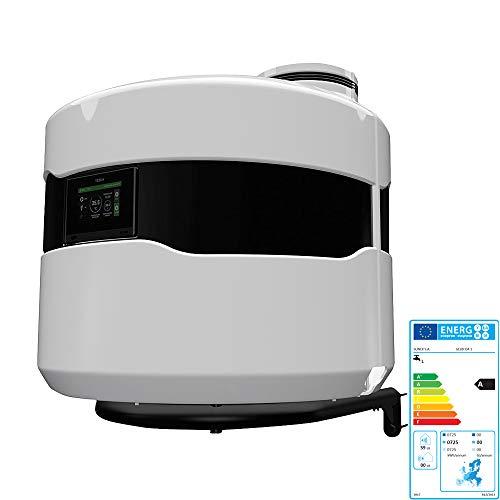 Luft Wasser Wärmepumpe Gelbi D 4.1 + Wandhalterung