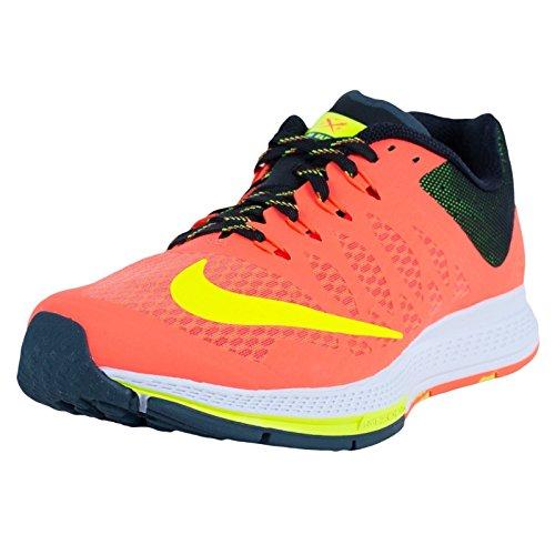 Nike 654444 Zoom Elite 7 - Zapatillas de correr para mujer, Rosa (Rosa/ verde/ blanco), 41 EU