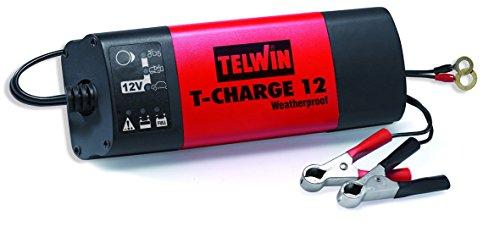 Telwin 807560t-Charge 12Ladegerät und Halt Lade -