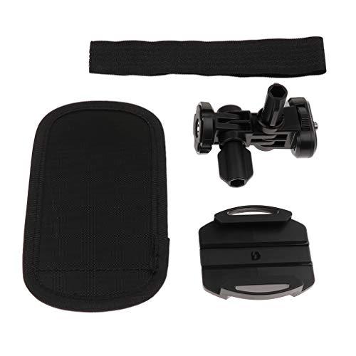 gazechimp Suporte De Mochila Para Sony Action Cam HDR-AS30V HDR-AS50R HDR-AS100V HDR-AS200V