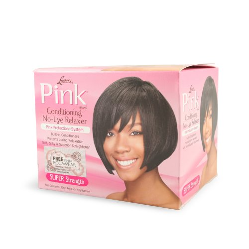 Luster's Pink Conditioning No-lye Relaxer Super Strength,
