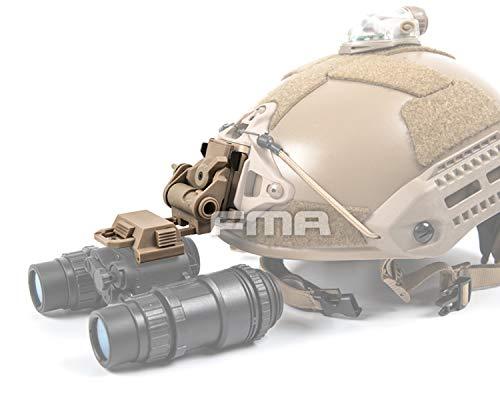 FMA Supporto per VISORE Notturno Softair (L4G24 Tan) TB1012 DE