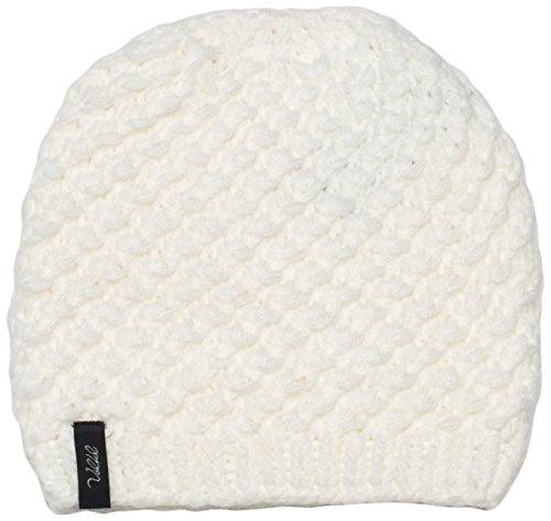 Völkl Performance Wear Damen Skimütze Alpine Beanie, White, One Size