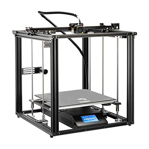 Creality Ender 5 3D Printer with BL Touch, Tempered Glass Plate and Touch Color Screen, Large Build Volume 350X350X400mm