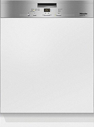 Miele–Lavavajillas de integrado con frente a vista g 4930Sci CLST acabado acero...