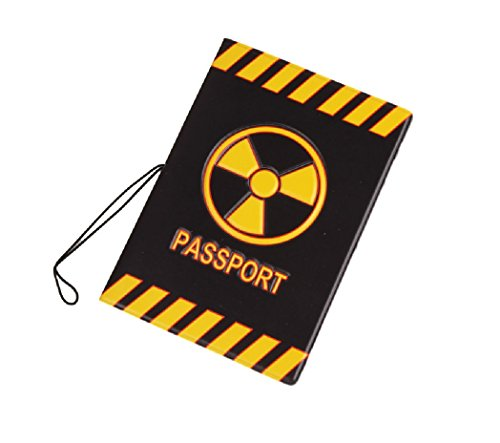 Funda para pasaporte Ducomi Funny Travel