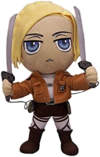"Great Eastern Attack on Titan 10"" Annie Leonhart Plush"