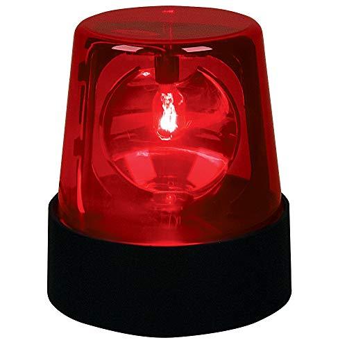 Rhode Island Novelty 7  Red Police Beacon Light