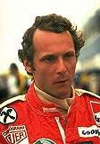 Generic 11699 Poster, Motiv: Niki Lauda F1 Formel 1 McLaren
