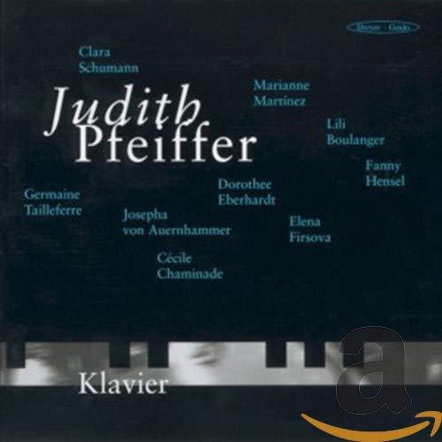 Klavierwerke von Komponistinnen
