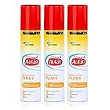 AUTAN Protección Plus Multi PROTECCIÓN CONTRA INSECTOS SPRAY 100ml - Protección contra mosquitos,tigermücken,stechfliegen Y Garrapata (paquete de 3)