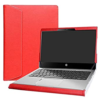 Alapmk Protective Case Cover for 15.6  HP ZBook Studio X360 G5 & HP ZBook Studio G5 & HP EliteBook 1050 G1 Laptop[Warning Not fit HP ZBook Studio G4 G3],Red