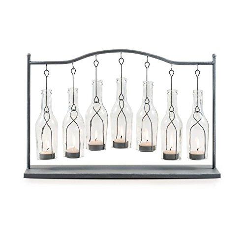 pajoma Teelichthalter, Transparent