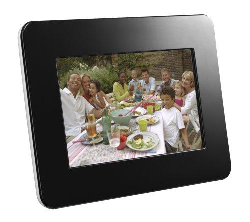 Samsung SPF-71E 7-Inch Digital Photo Frame (Black) Camera Digital Electronics Features Frames Photo Picture