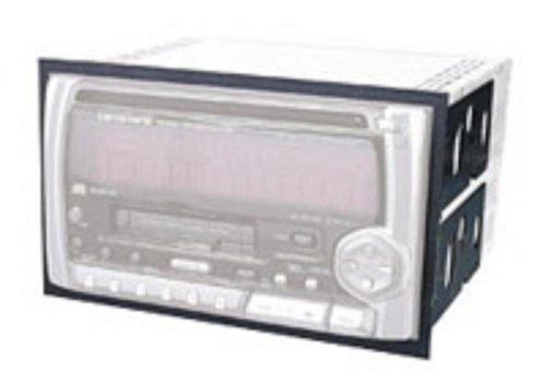 ENDY EFK-021N フェイスパネルキット 日産2DIN用 その他カーナビ・TV・モニター関連