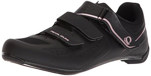 PEARL IZUMI Women's W Select Road v5 Cycling Shoe, Black, 38