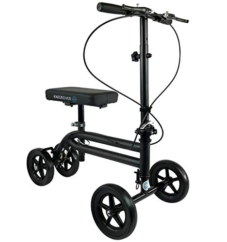 KneeRover Economy Knee Scooter Steerable Knee Walker Medical...
