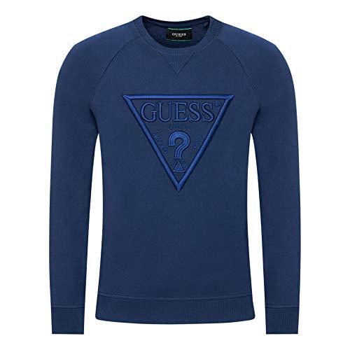 Guess Felpa U1GA09 K68I1 (L, Blue)