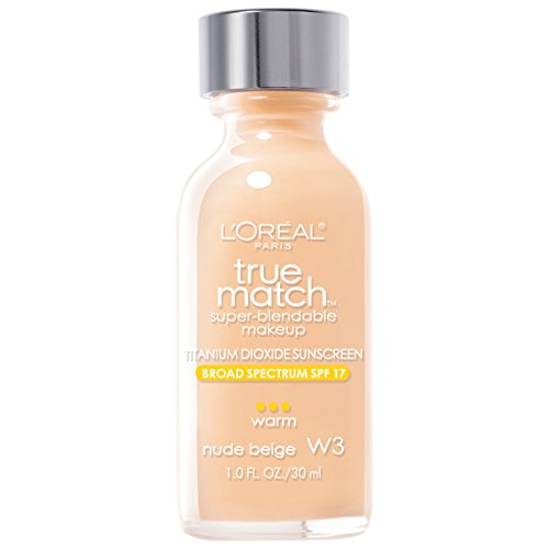 Best loreal true match lumi foundation w4 for 2020