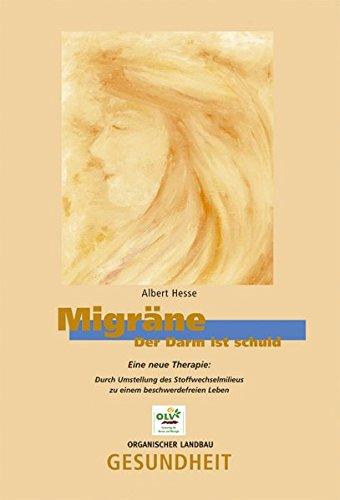 Migräne: Der Darm ist schuld