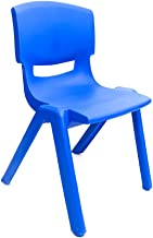 FunZz Stackable Plastic Kids Learning Chairs, 41 X 36 X 59Cm, The Perfect Chair for Playrooms, Schools, Daycares and Home,...