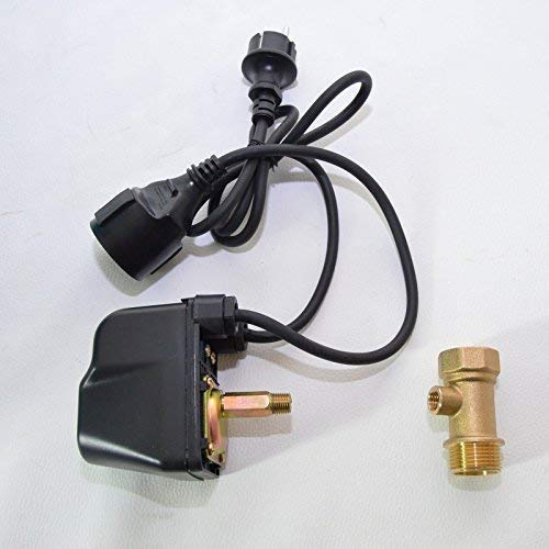 Trockenlaufschutz SK-13 für Gartenpumpe Hauswasserwerk Tiefbrunnenpumpe 230V Anschluß 1