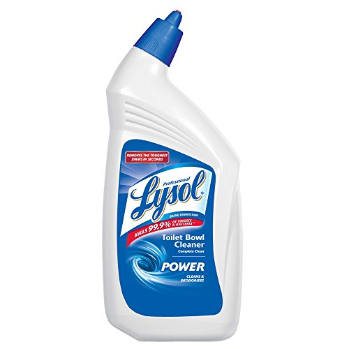 Lysol 74278 Professional Disinfectant Toilet Bowl Cleaner, 32 oz