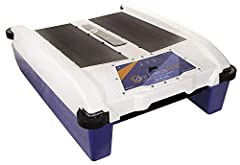 REMOVES 90-95% OF DEBRIS - Automatic Pool Cleaner removes 90-95% of surface debris while reducing the dust, leaves, pollen and bacteria with the automatic pool cleaner LONG LASTING, SOLAR POWERED - Solar powered robotic pool cleaner uses the free ene...