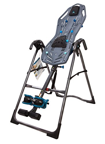 Teeter FitSpine X-Series Inversion Table, 2019 Model, Back Pain Relief Kit, FDA-Registered (X)