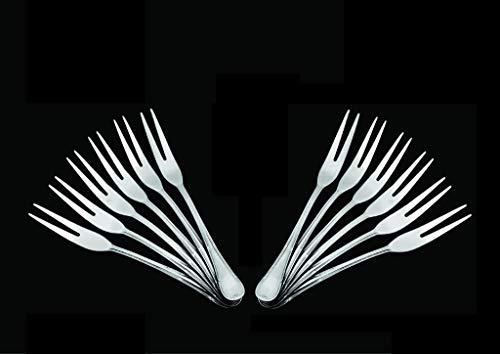 C/N Mr.Spoon 12 Tenedores Aperitivo Liso