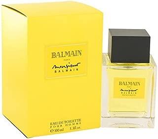 Monsieur Balmain By Pierre Balmain For Men. Eau De Toilette 3.3 oz