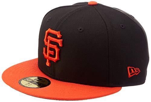 [ニューエラ] ベースボールキャップ MLB ACPERF サンフランシスコ・ジャイアンツ 17J [ユニセックス] 11449344 チームカラー Free