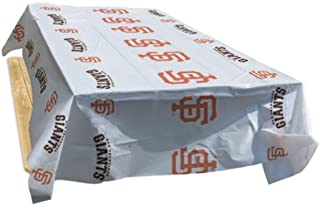 MLB San Francisco Giants Plastic Table Cover - 54