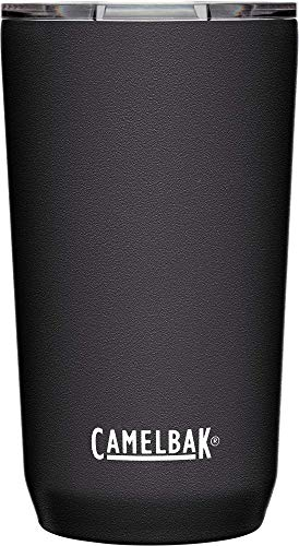 CAMELBAK Unisex– Erwachsene Thermobecher-08192403 Thermobecher, Black, 500 ml