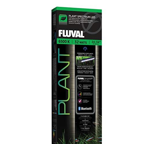 Fluval Fresh and Plant 3.0 LED Light Fixture, 32 Watt