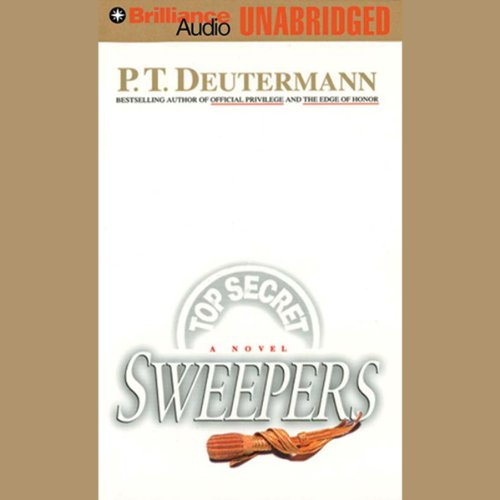 Sweepers audiobook cover art