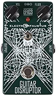 electro faustus guitar disruptor