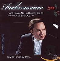 Sonata for Piano No 1 in D-Minor Op 28