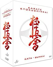 3 DVD Box Set Kyokushinkai Karate Kata & Bunkai