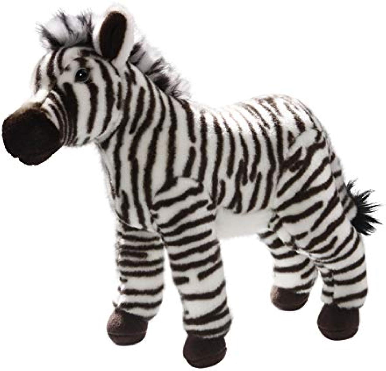 Zebra, 12 inches, 32cm, Plush Toy, Soft Toy, Stuffed Animal 3263