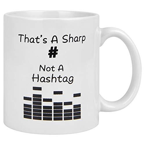 Hashtag Coffee Mug
