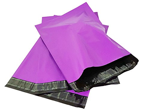 9527 Product 10x13 Purple Poly Mailers Envelopes Shipping Bags Self Sealing, Mailing Bags, 100 Bags