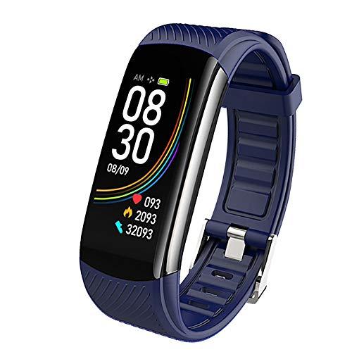 Reloj Deportivo Inteligente de frecuencia cardíaca, Monitor de Salud del sueño, múltiples Modos de Ejercicio, rastreador de Ejercicio