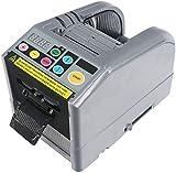 Dispenser per Nastro Automatico, Vogvigo Macchina a nastro elettrica, Macchina da taglio automatica Zcut-9, per nastro biadesivo/etichetta con codice a barre/etichetta di imballaggio
