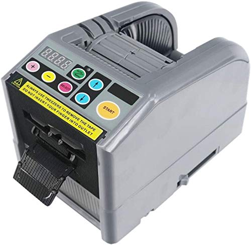 Dispensador de cinta automático, Vogvigo máquina de corte automática Zcut-9, para cinta de doble cara/etiqueta de código de barras/etiqueta de embalaje